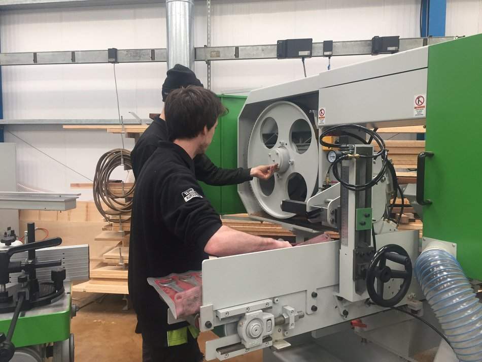 Ams Woodworking Machinery Training Courses