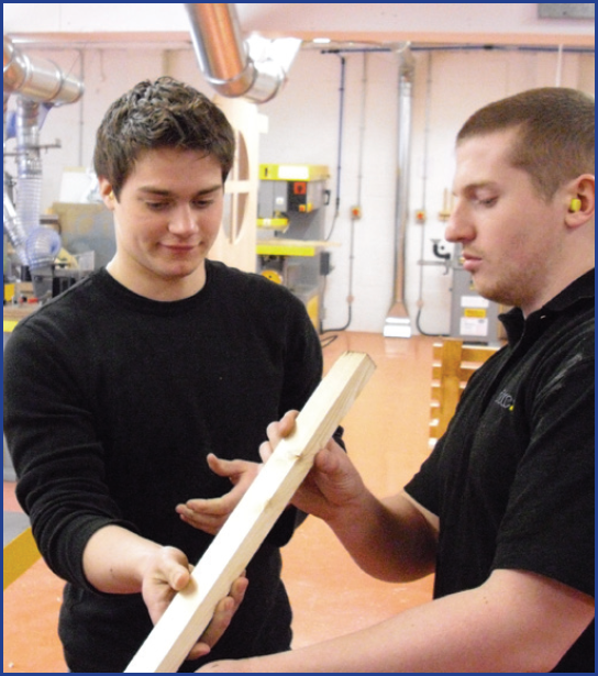 Essential training for the Woodworking trade