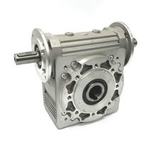 BW80 Pushfeed Gearbox For Wadkin Moulder Ratio 10 to 1 with 24mm Male / Male output shafts