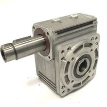 BW63 Gearbox For Wadkin Moulder Ratio 15 to 1 with 30mm Male / Extended Male output shafts