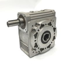 BW80 Pushfeed Gearbox For Wadkin Moulder Ratio 20 to 1 with 35mm Male / 24mm Male output shafts