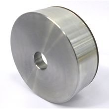 100mm Dia Diamond Grinding Wheel For Straight Knife Grinding Of TCT Planer Blades
