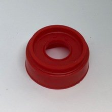 Red Coloured Piston Seal 83576 Wanner Abnox Grease Gun