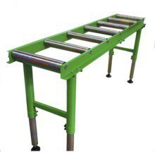 Wadkin Bursgreen 2 Metre Heavy Duty Roller Table