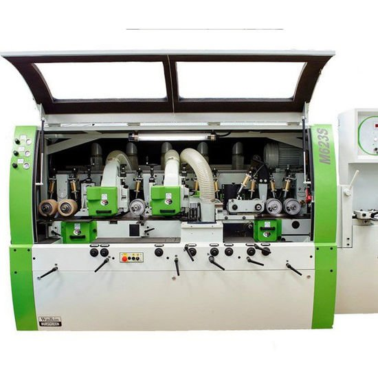 Wadkin Bursgreen M623S-6 Head Planer Moulder
