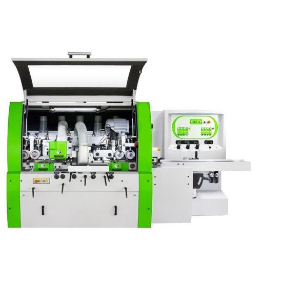 Wadkin Bursgreen M530S - 5 Head Moulder with 300 mm capacity