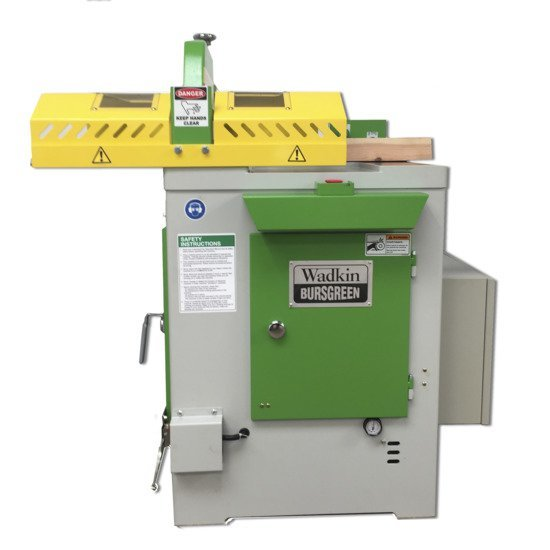 Wadkin Bursgreen WB 450X ( Tables included) 100mm Capacity