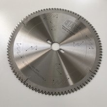 350mm Diameter x 108 Tooth x 30 Bore Sawblade for cutting laminates, acrylic, wooden floor samples etc