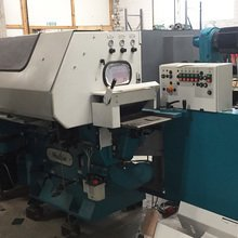 Wadkin GC 300 - Four Side Planing Machine and Moulder Model