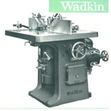Wadkin Spindle Moulder Spare Parts