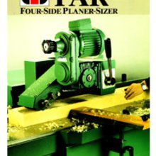 Wadkin Four Sided Planer Spare Parts